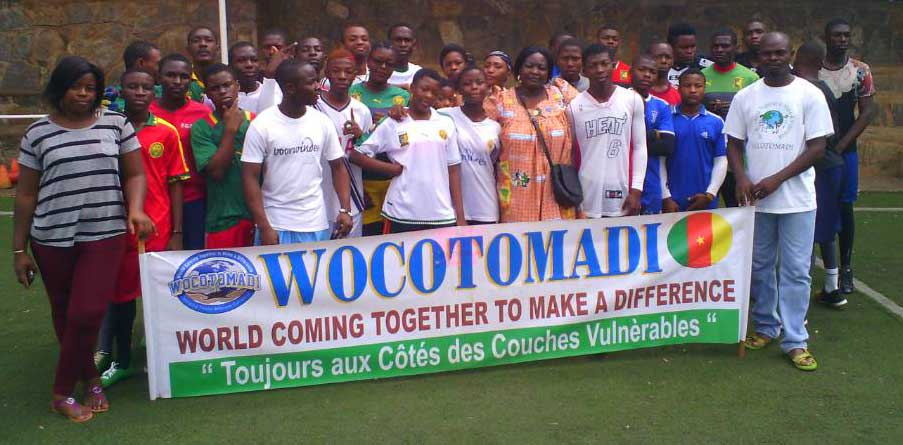 Creation of rescouse centers in Cameroon